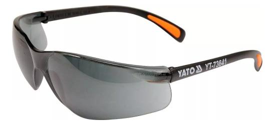 YATO Okulary ochronne szare typ B517 YT-73641