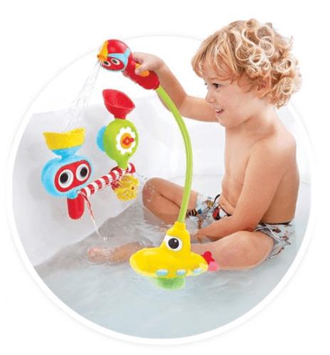 Zabawka do kąpieli Yookidoo Okręt Podwodny Z Prysznicem