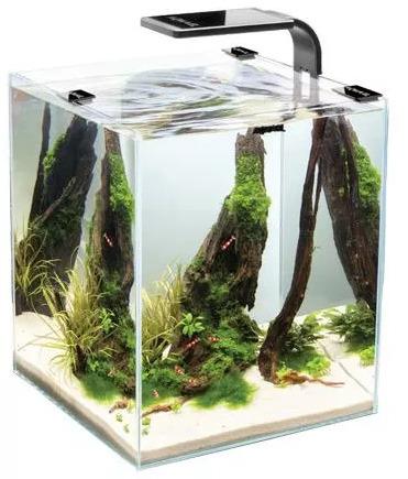 Aquael Shrimp Set Smart 10L Black 20X20X25Cm