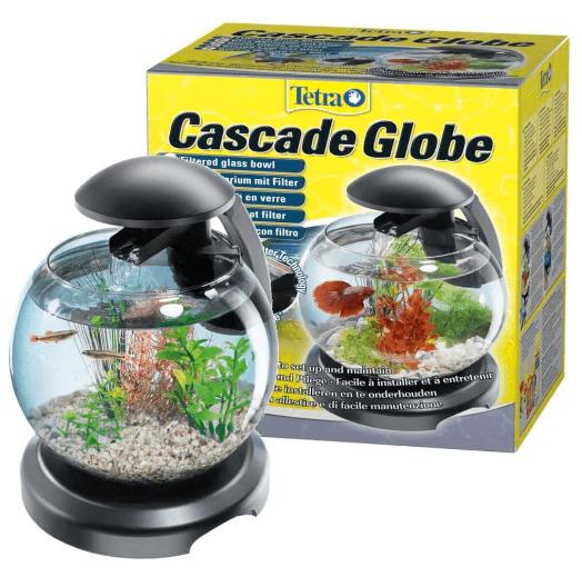 Akwarium Tetra Cascade Globe Kula dla Bojownika 6,8 l