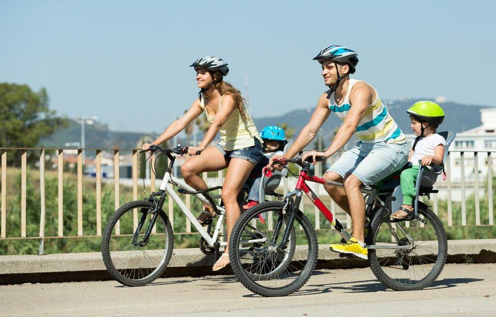 Ranking fotelików rowerowych 2021