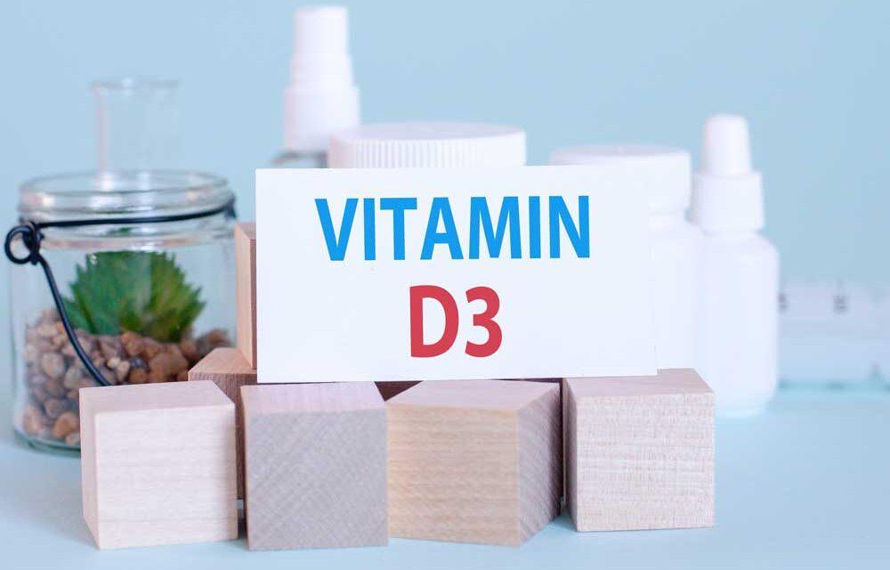 Ranking witamin D3 2021