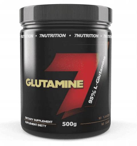 7Nutrition Glutamine 500 G