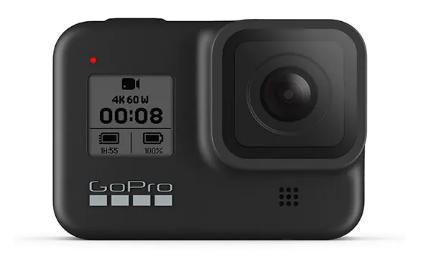 Kamera sportowa 4K GoPro Hero8 Czarny (CHDHX-801RW)