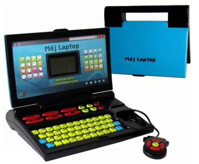 Laptop Hh Poland Edukacyjny Nauka Cyfr I Literek