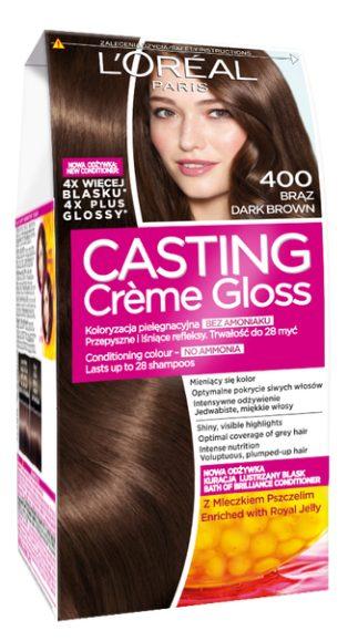 Farba do włosów bez amoniaku L'Oreal Casting Creme Krem Koloryzujący