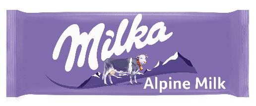 Milka Czekolada Mleczna Alpine Milk 100G