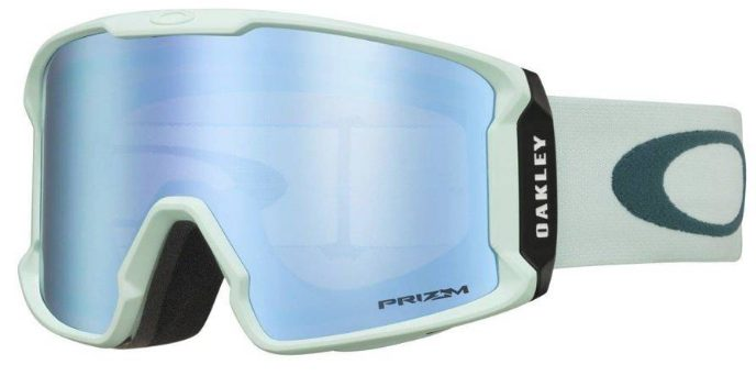 Gogle narciarskie Oakley Line Miner Jasmine Balsam Prizm Sapphire Oo7070 45