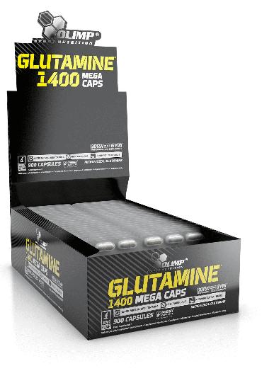 Glutamina Olimp L-Glutamina Mega Caps 1400