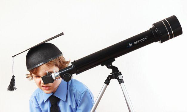Ranking lunet astronomicznych dla początkujących