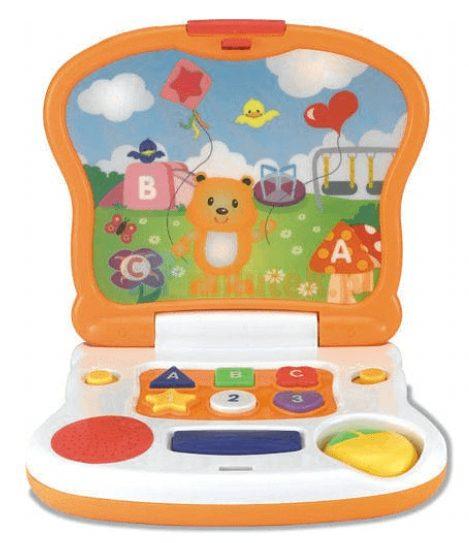 Laptop dla dzieci Smily Play Mój Pierszy Laptop Misiek