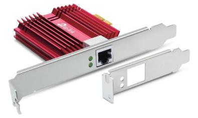 Karta sieciowa Tp-Link PCI-E 1x10Gb (TX401)