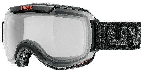 Gogle Uvex downhill 2000 VP X czarny