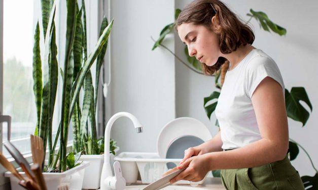 Ranking płynów do mycia naczyń 2021