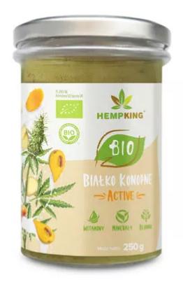 HempKing Bio białko konopne Active